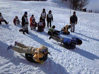 生出スキー場まつり!